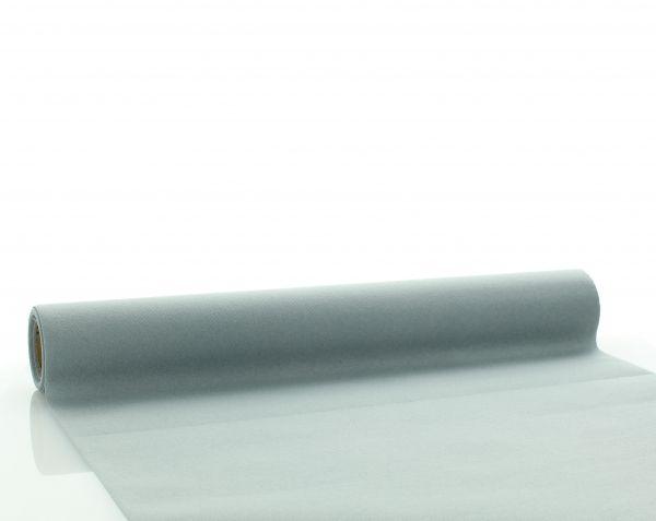 Tischläufer Grau, 40x480 cm, 1 Stück