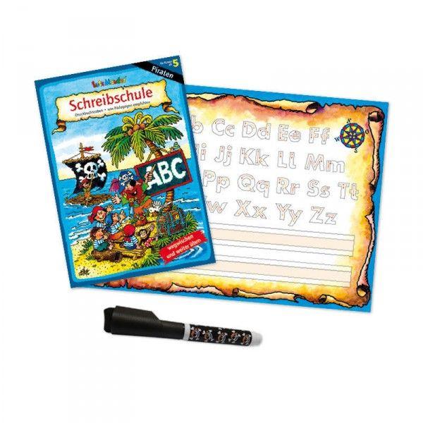 Piraten-Schreibschule