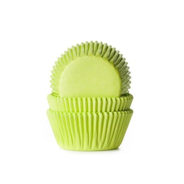 T1142575-Muffinfoermchen-lime-gruen-50-Stueck