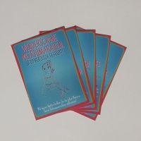 Mottokarten Meerjungfrau, 5 Stück