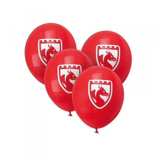 Luftballons Ritter Trenk, 8 Stück X