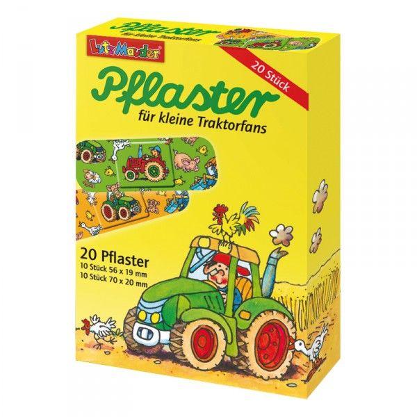Pflaster Traktor X X