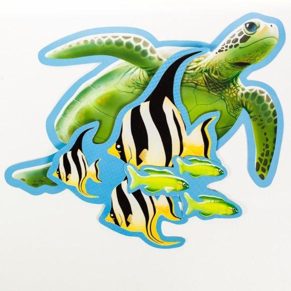 Deko Tiere Unterwasserwelt