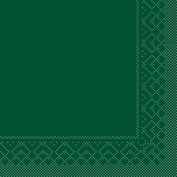 Servietten Grün, 33cm, 20 Stück