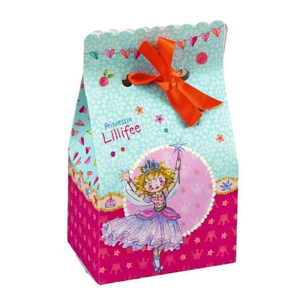 Geschenkschachteln Prinzessin Lillifee, 8 Stück